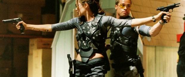 'Angelina Jolie'yi İsrail ordusu eğitiyor'
