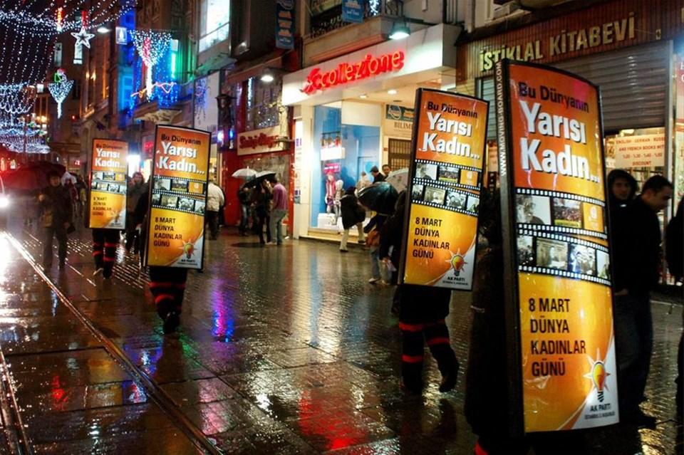 Anıtkabir'den Diyarbakır'a 8 Mart