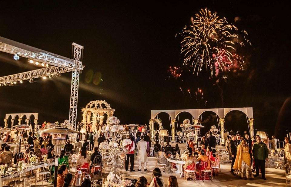 Antalya'da, 11 günde 4 Hint düğünü ile ilgili görsel sonucu