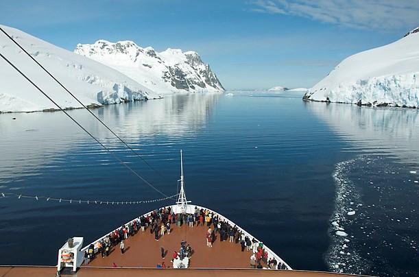 Antarktika'nın tabiat harikaları