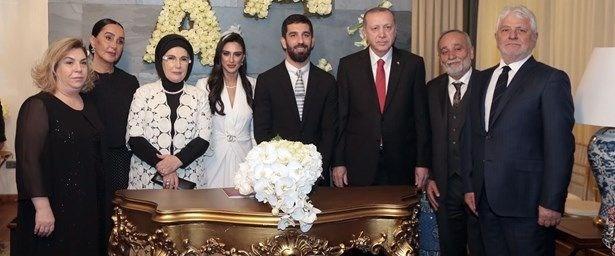 Arda Turan, Aslıhan Doğan, nikah