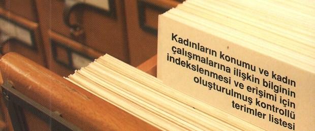 Artık Türkiye'nin de Kadın Thesaurus'u var