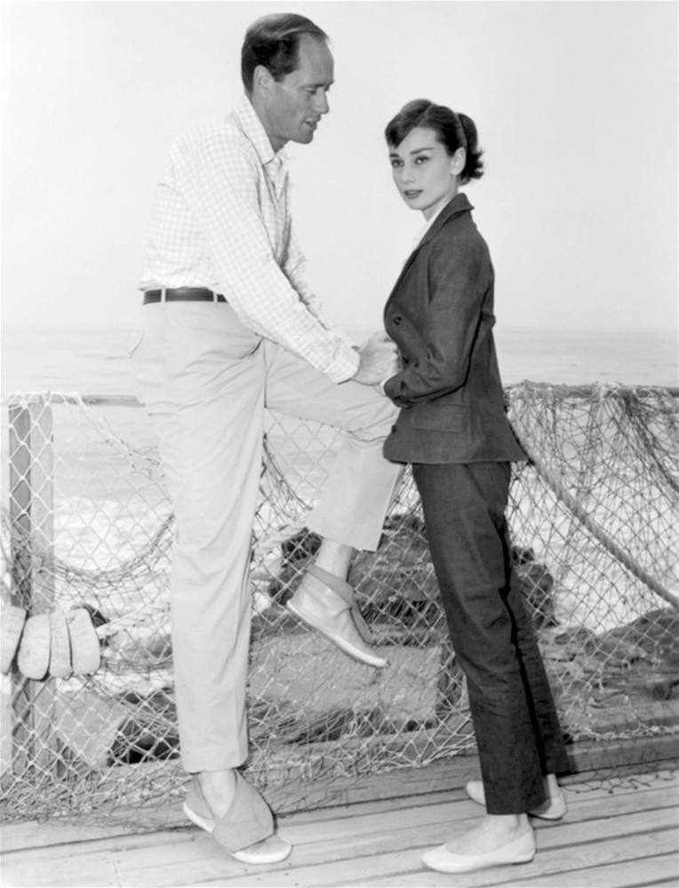 the life and brilliant acting career of audrey hepburn Gary cooper and audrey hepburn find love in the afternoon (1957  unfortunately for papa, his career captures  he openly said he knew nothing about acting,.