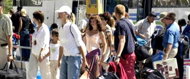 Avrupalı'nın yeni gözdesi; Türk turistler