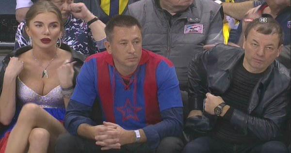 KOYU CSKA TARAFTARI