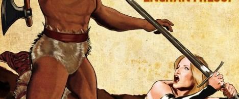 Barbar Conan'a rakip 'Barbar Barack'
