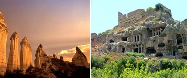 Bayramda tarih ve kültüre gezinti fırsatı