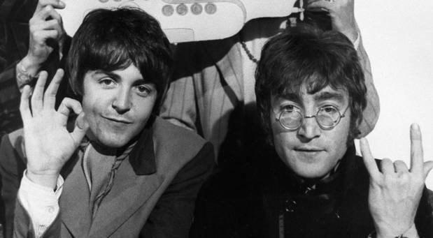 Paul McCartney ve John Lennon