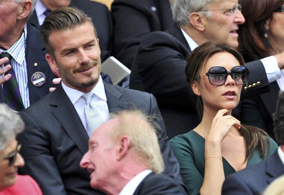 Beckham Hollywood diyetinin öncüsü