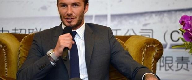 Beckham oyuncu mu oluyor?