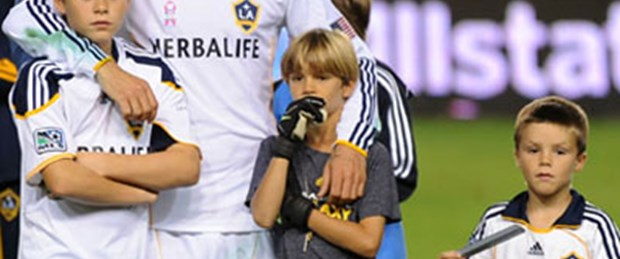 Beckhamlar Los Angeles'tan ayrılıyor