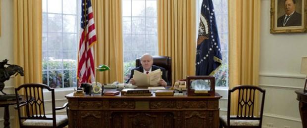 Beyaz Saray'ı evine taşıdı