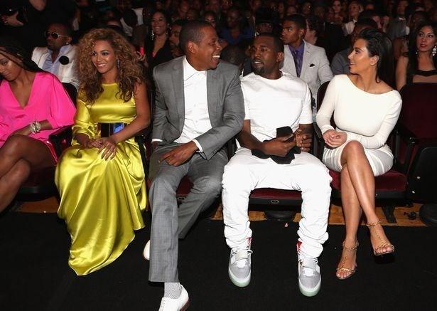 Kim Kardashian, Kanye West, Beyonce, Jay Z, Bebek, Doğum, Hediye