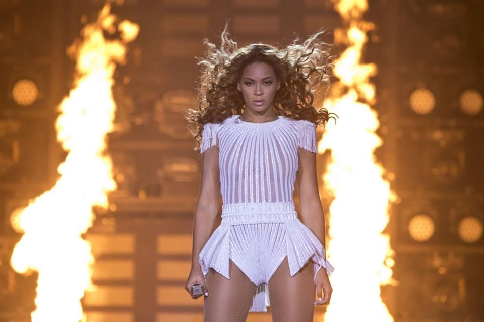 Beyonce'den yine sansür