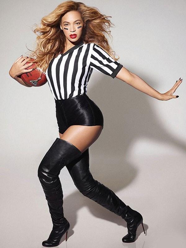 Beyonce'nin provası sosyal medyada