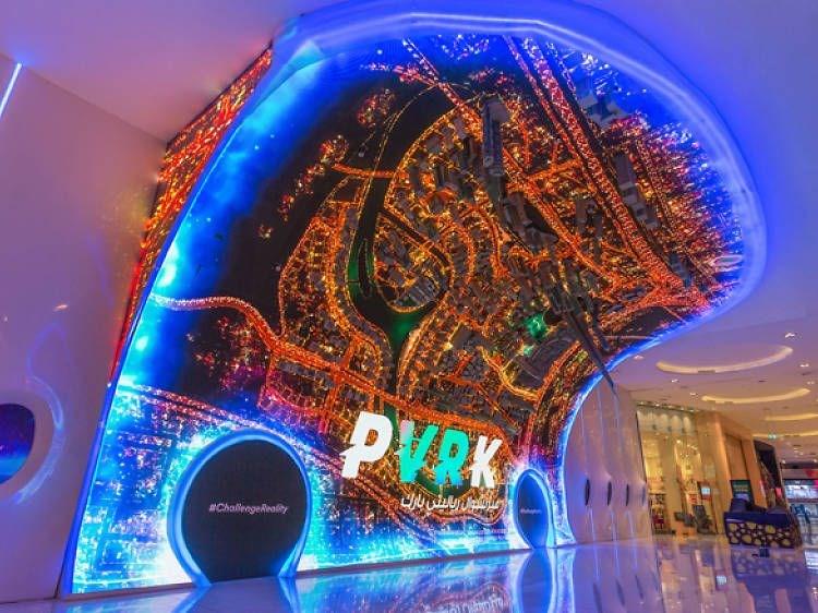 50. Dubai Sanal Gerçeklik Parkı
