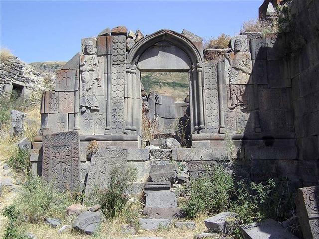 Aghjots Manastırı, Ermenistan