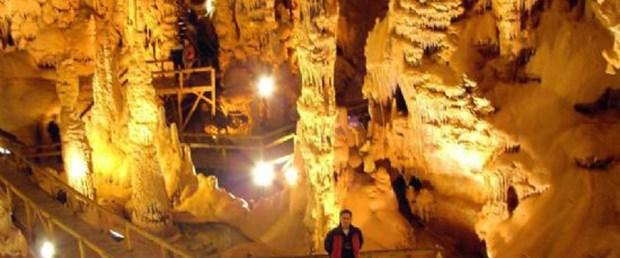 Bu mağaraya 114 bin turist gidiyor