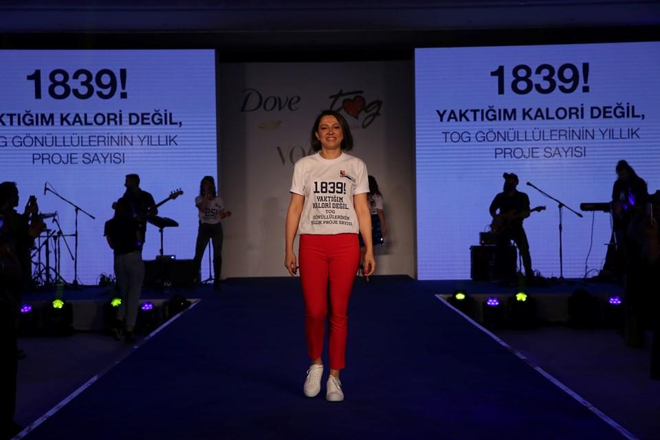 Toplum Gönüllüleri Vakfı Genel Müdürü Jülide Erdoğan