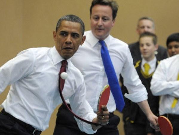 Solak liderler Obama ve Cameroniki kez seçim kazandı.