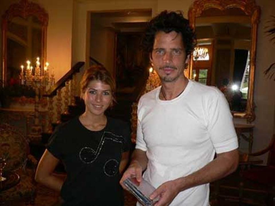 Chris Cornell ile...