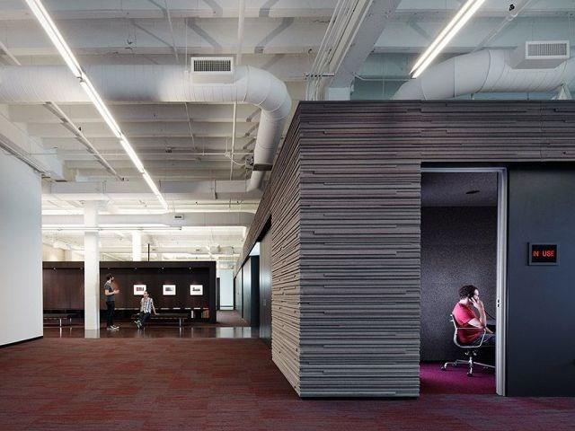Çalışanın yüzünü güldüren ofisler