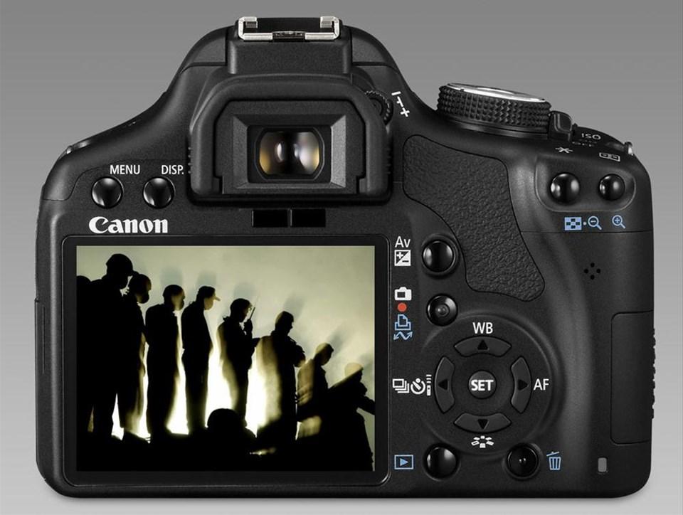 Canon'la çekilen fotoğraflar -1
