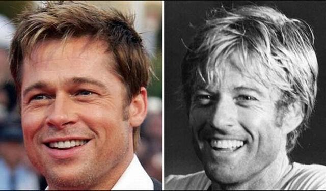 Brad Pitt - Robert Redford