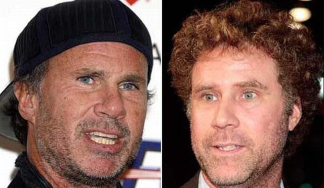 Chad Smith - Red Hot Chili Peppers Will Ferrell