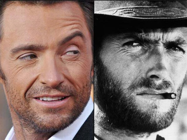 Hugh Jackman - Clint Eastwood