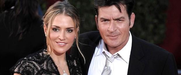 Charlie Sheen nişanlandı