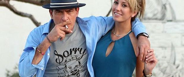Charlie Sheen'in porno yıldızı nişanlısı evli çıktı
