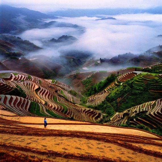 Çin'in doğal harikaları