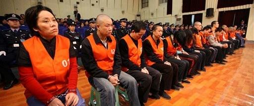 Çinli mafya anasına 18 yıl hapis cezası