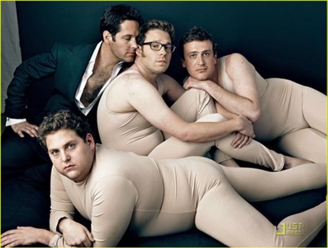 Vanity Fair çıplakları