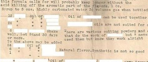 Coca-Cola'nın 'gizli formülü' satışta