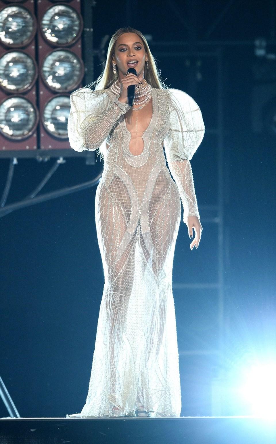 Geceye Beyonce damgası
