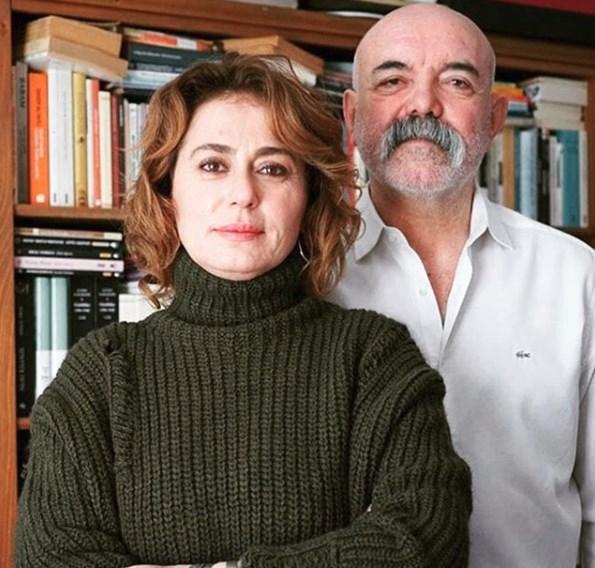 Ercan Kesal, ercan kesal eşi, nazan kesal, idris koçavalı