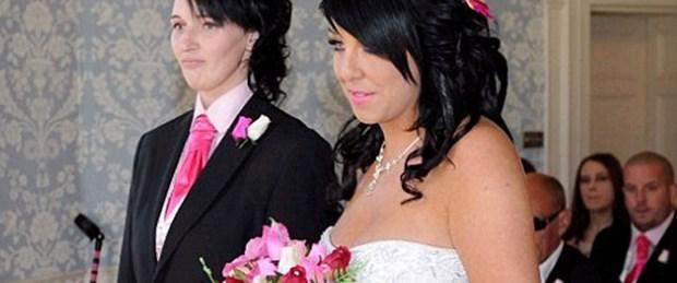 Damat adayıyla değil nedimesiyle evlendi