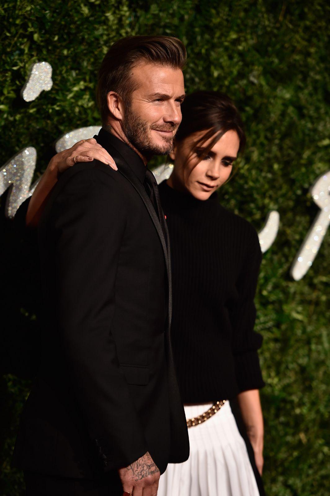 David Beckham: Evli olmak her zaman zor iştir
