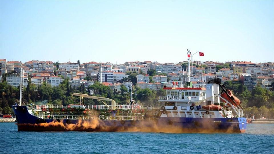 'Deniz Kirliliğine Müdahale' tatbikatı