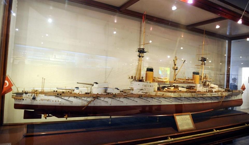 Denizcilik tarihi müzesini bekliyor