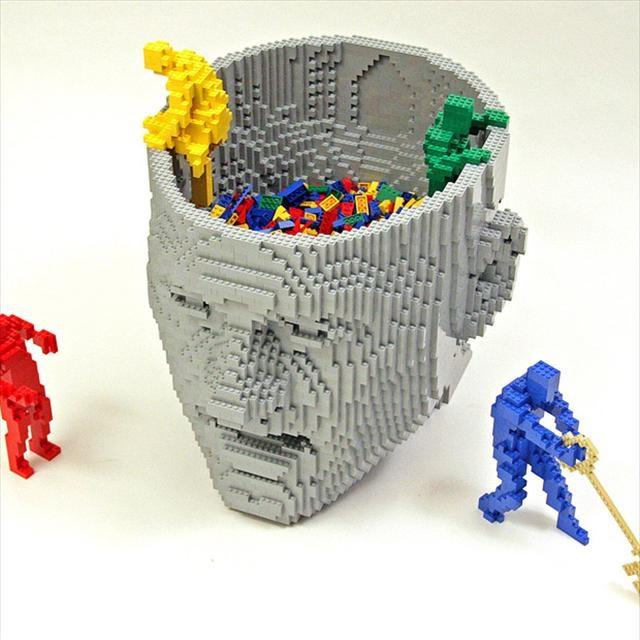 Dev lego maketler