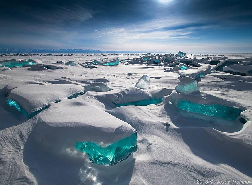 Doğanın soğuk sanatı