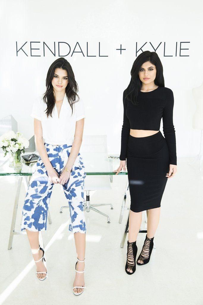 Kendall Jenner, Kylie Jenner, Moda, yaşam, magazin, eğlence