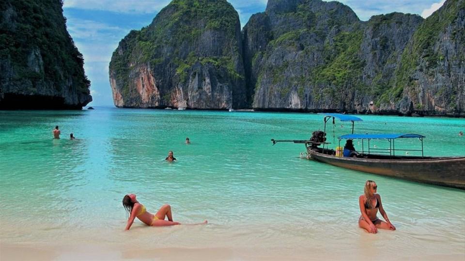 Phi Phi Adaları