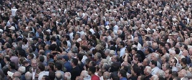 Dünya nüfusu 2025'te 8 milyarı bulacak