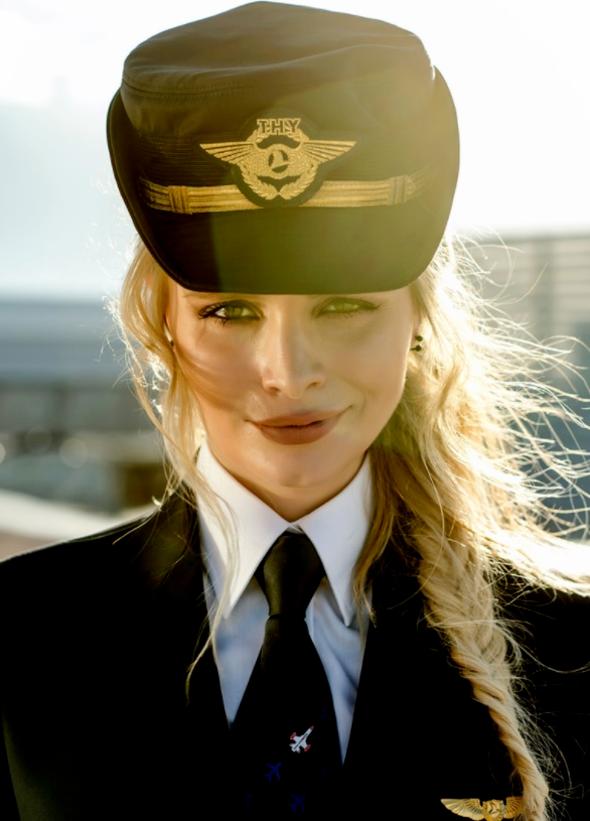 Dünya Pilotlar Günü'nde Instagram fenomeni Türk kadın pilotlar