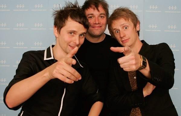 İngiliz rock grubu Muse bu yaz İstanbul'da olacak