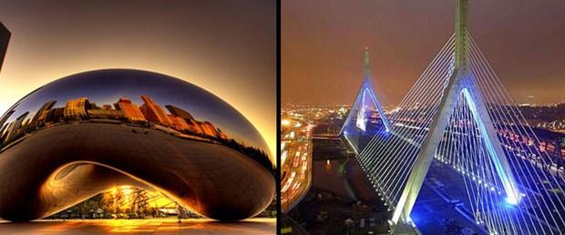 Dünyada en çok fotoğraflanan şehirler
